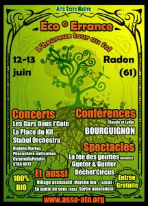 Festival Eco-Errance à Radon (61) @ Radon | Basse-Normandie | France