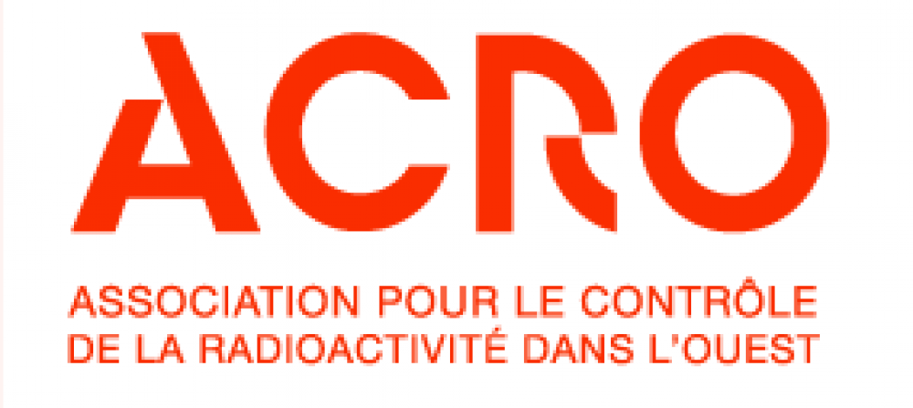 Accueil - ACRO - Association pour le Contrôle de la Radioactivité dans  l'Ouest